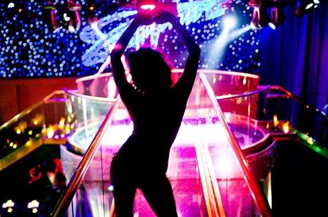 List strip club