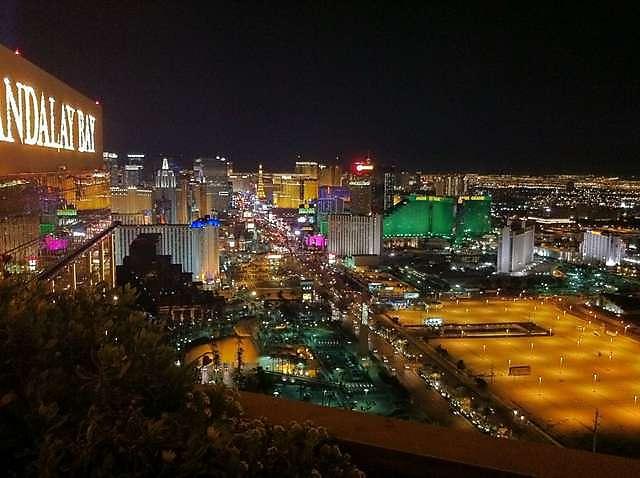 foundation room view | Las Vegas Guest List