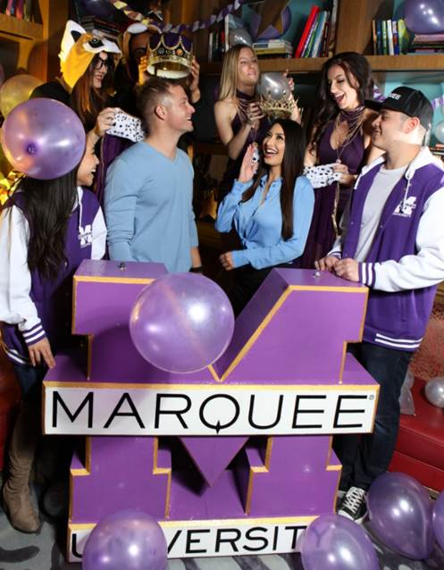 Marquee Monday