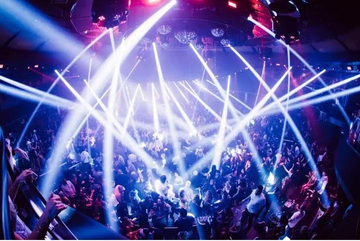Kaos Nightclub, Free Entry, Guestlist, Table Deals