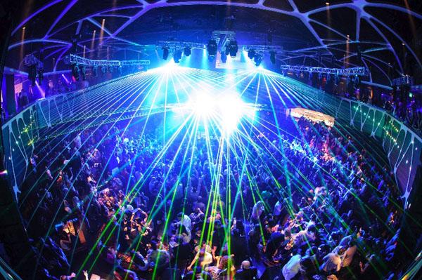 Hakkasan Night Club Las Vegas